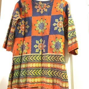 Vintage tunic
